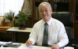 森山大阪摂津市長
