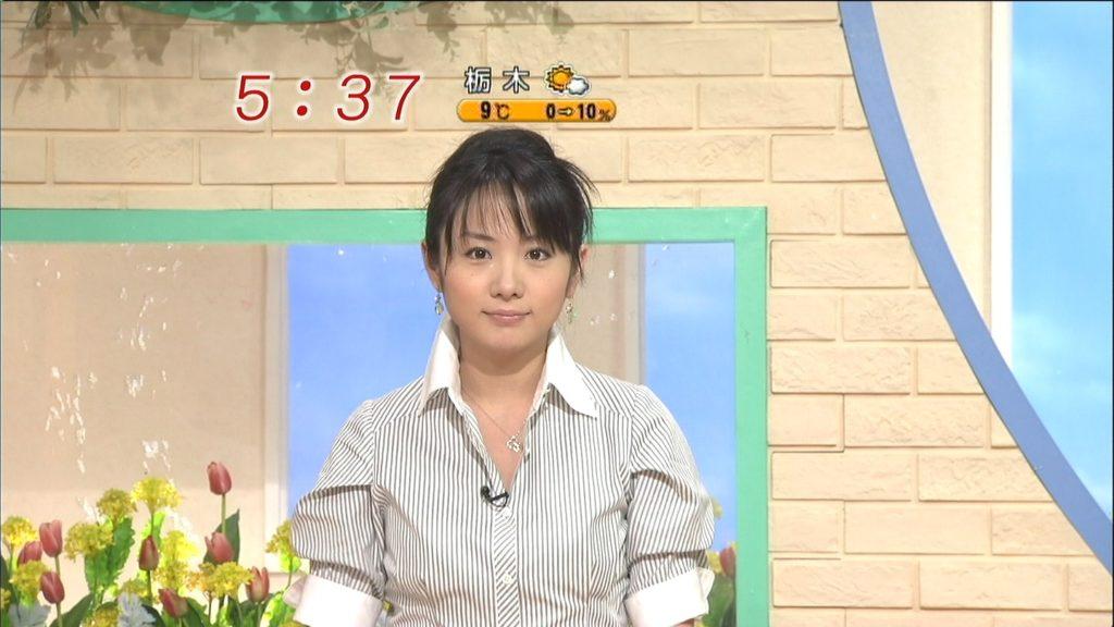 めざましテレビの高島彩
