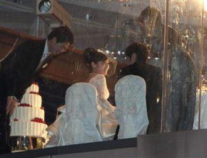 高島彩の結婚式の画像