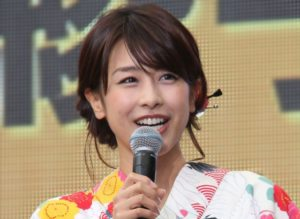 加藤綾子のプロフィール