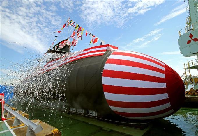 三菱重工の潜水艦