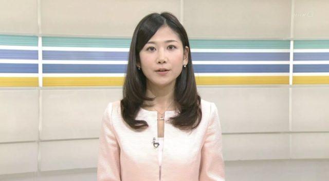 NHKの桑子真帆アナウンサー